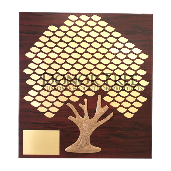 Donor Tree - Donation Recogntion Plaques, Trees & Awards